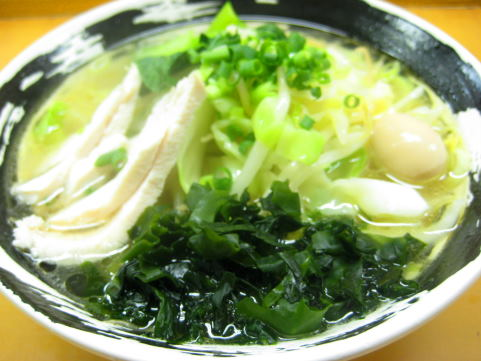 鶏塩野菜1